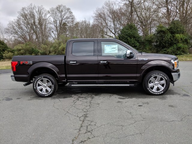 2020 F-150 SuperCrew Cab 4x4, Pickup #T207124 - photo 4
