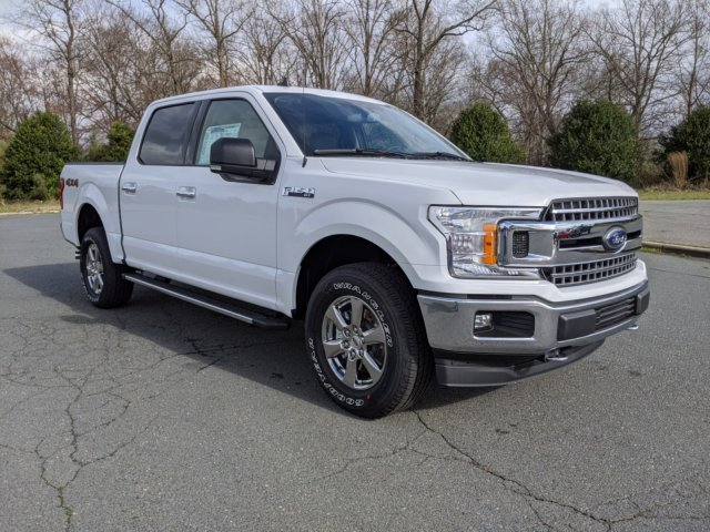 2020 F-150 SuperCrew Cab 4x4, Pickup #T207128 - photo 3