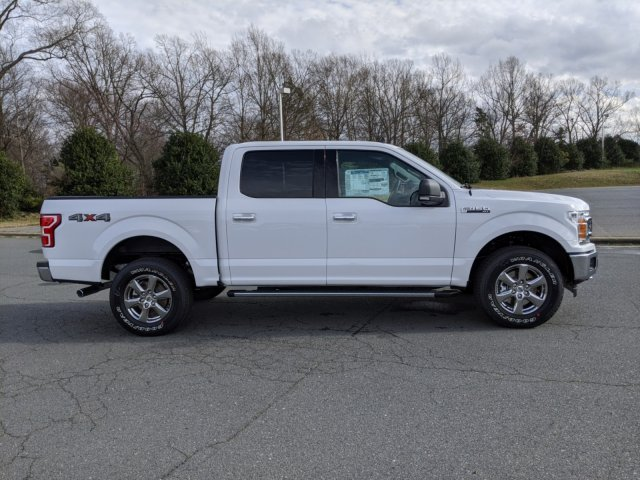 2020 Ford F-150 SuperCrew Cab 4x4, Pickup #T207128 - photo 4