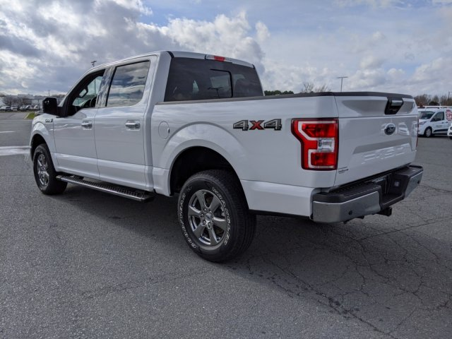 2020 Ford F-150 SuperCrew Cab 4x4, Pickup #T207128 - photo 2