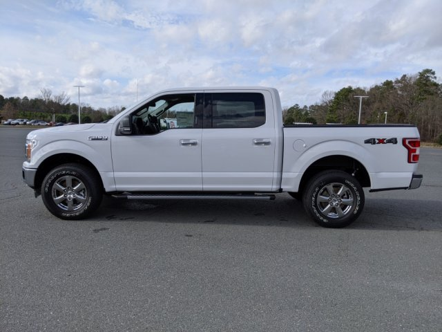 2020 F-150 SuperCrew Cab 4x4, Pickup #T207128 - photo 7