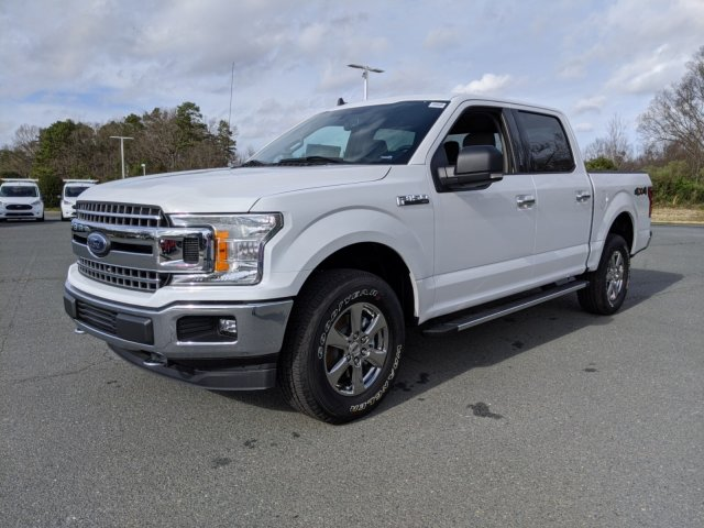 2020 Ford F-150 SuperCrew Cab 4x4, Pickup #T207128 - photo 1