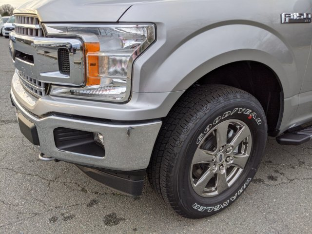 2020 F-150 SuperCrew Cab 4x4, Pickup #T207130 - photo 9