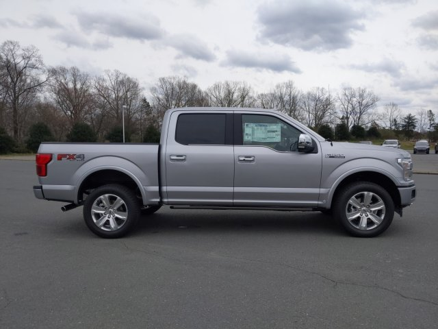 2020 F-150 SuperCrew Cab 4x4, Pickup #T207135 - photo 4