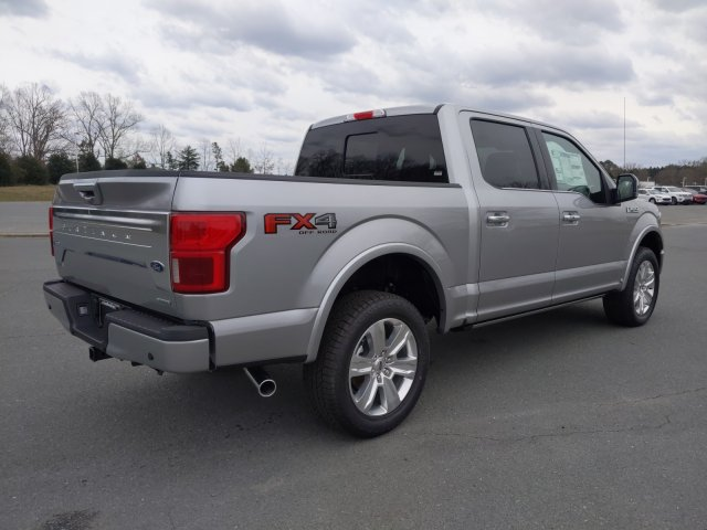2020 F-150 SuperCrew Cab 4x4, Pickup #T207135 - photo 5