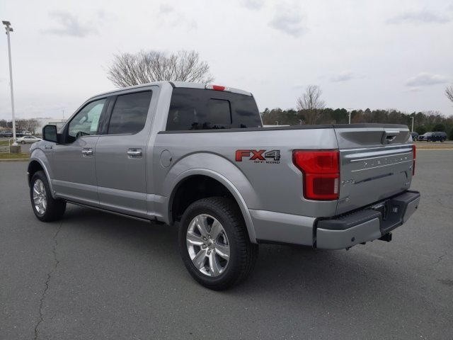 2020 F-150 SuperCrew Cab 4x4, Pickup #T207135 - photo 2