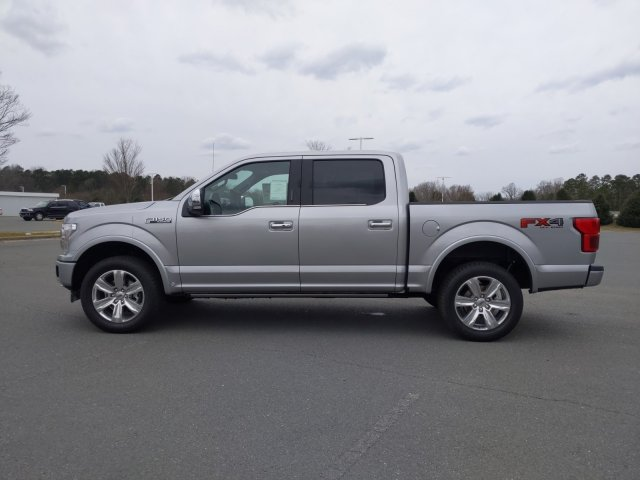 2020 F-150 SuperCrew Cab 4x4, Pickup #T207135 - photo 7