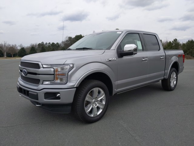 2020 F-150 SuperCrew Cab 4x4, Pickup #T207135 - photo 1