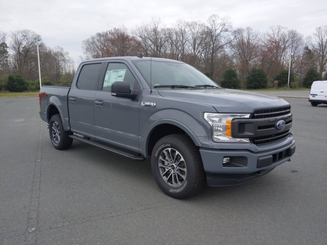 2020 F-150 SuperCrew Cab 4x4, Pickup #T207139 - photo 3
