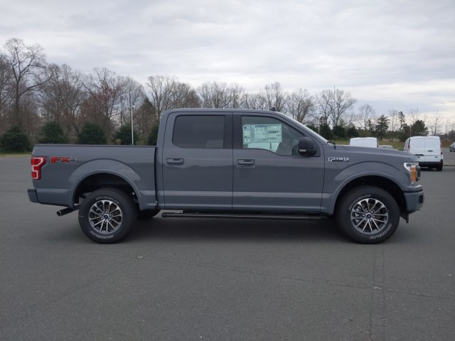 2020 F-150 SuperCrew Cab 4x4, Pickup #T207139 - photo 4