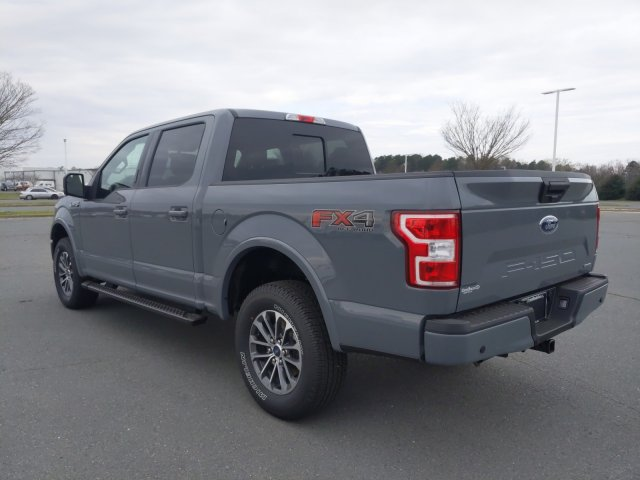 2020 F-150 SuperCrew Cab 4x4, Pickup #T207139 - photo 2