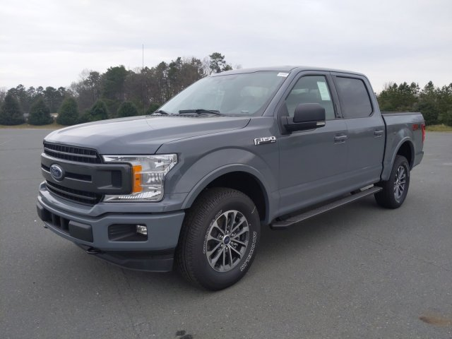 2020 F-150 SuperCrew Cab 4x4, Pickup #T207139 - photo 1