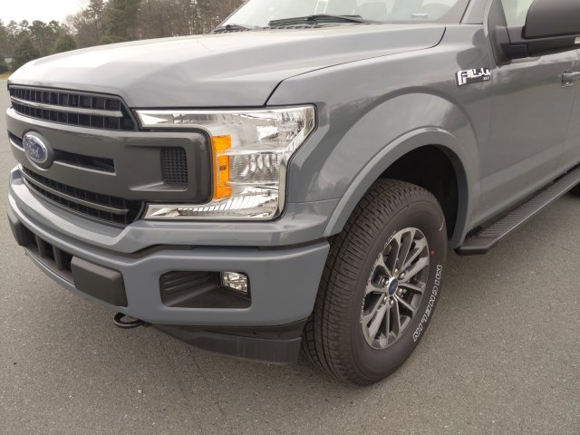 2020 F-150 SuperCrew Cab 4x4, Pickup #T207139 - photo 9