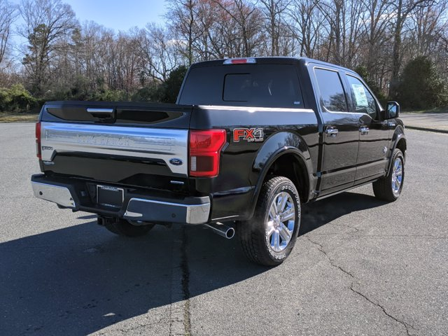 2020 F-150 SuperCrew Cab 4x4, Pickup #T207140 - photo 5