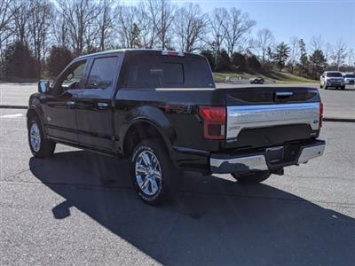 2020 F-150 SuperCrew Cab 4x4, Pickup #T207140 - photo 2