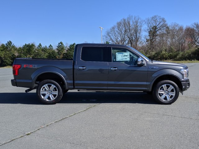 2020 F-150 SuperCrew Cab 4x4, Pickup #T207142 - photo 4