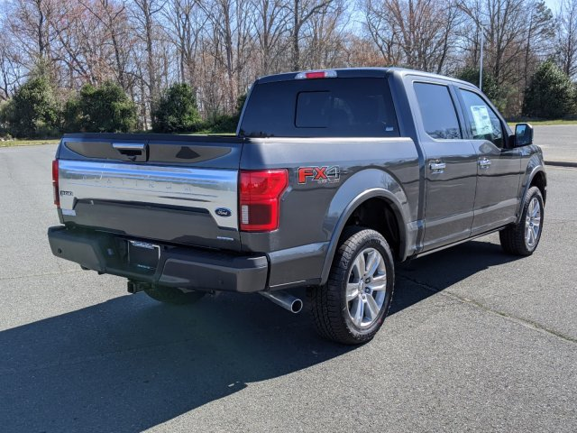 2020 F-150 SuperCrew Cab 4x4, Pickup #T207142 - photo 5