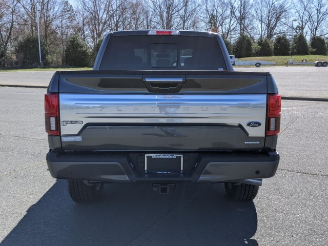 2020 F-150 SuperCrew Cab 4x4, Pickup #T207142 - photo 6