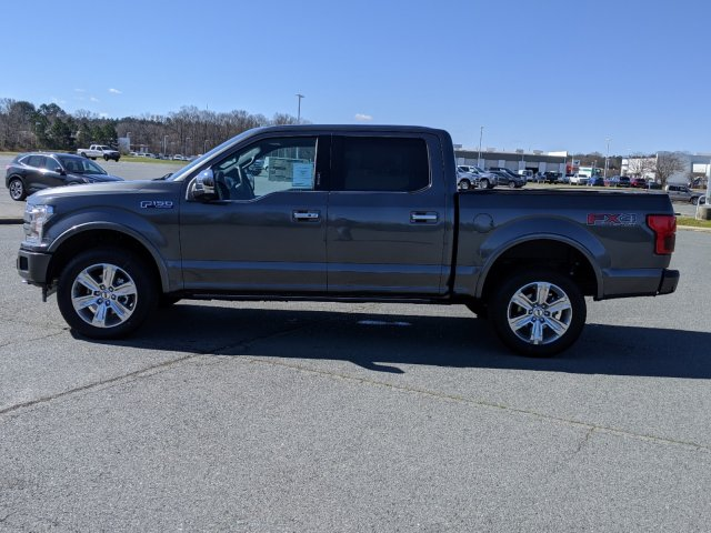 2020 F-150 SuperCrew Cab 4x4, Pickup #T207142 - photo 7