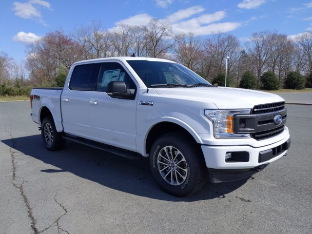 2020 Ford F-150 SuperCrew Cab 4x4, Pickup #T207145 - photo 3