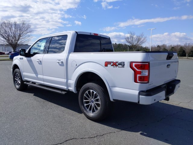 2020 Ford F-150 SuperCrew Cab 4x4, Pickup #T207145 - photo 2
