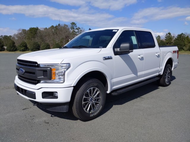 2020 Ford F-150 SuperCrew Cab 4x4, Pickup #T207145 - photo 1