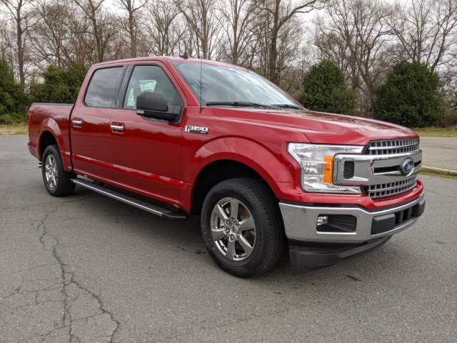 2020 Ford F-150 SuperCrew Cab RWD, Pickup #T207150 - photo 3
