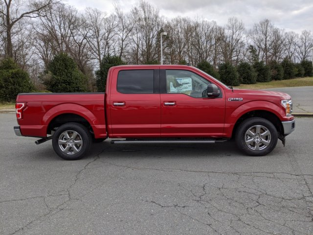 2020 Ford F-150 SuperCrew Cab RWD, Pickup #T207150 - photo 4