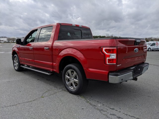 2020 F-150 SuperCrew Cab 4x2, Pickup #T207150 - photo 2