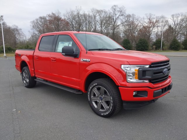 2020 Ford F-150 SuperCrew Cab 4x4, Pickup #T207152 - photo 3