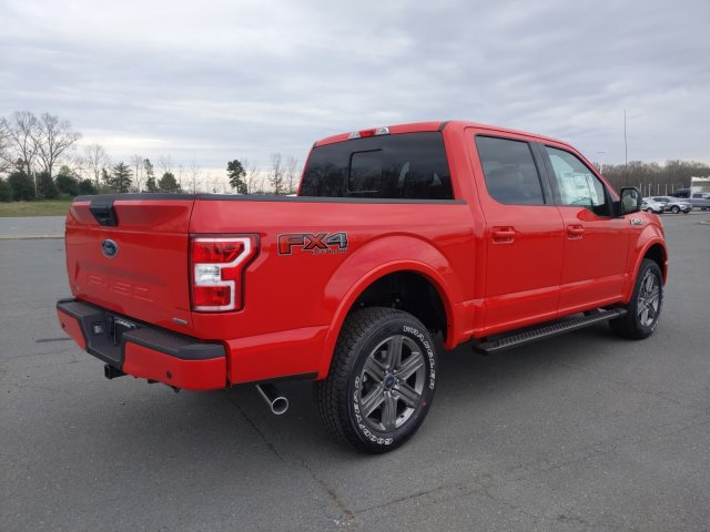 2020 Ford F-150 SuperCrew Cab 4x4, Pickup #T207152 - photo 5