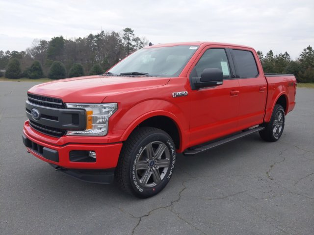 2020 Ford F-150 SuperCrew Cab 4x4, Pickup #T207152 - photo 1