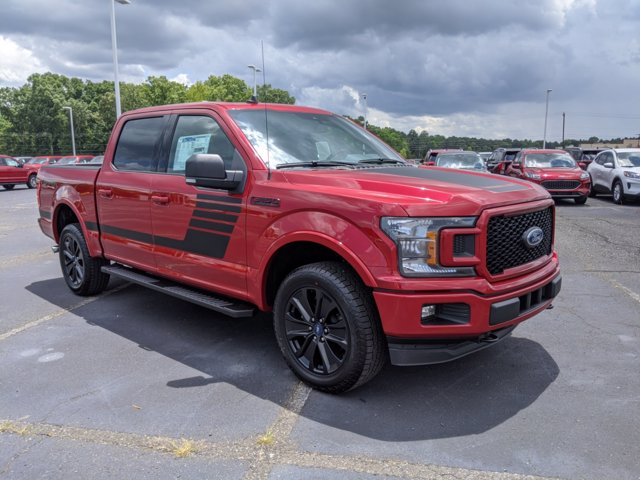 2020 Ford F-150 SuperCrew Cab 4x4, Pickup #T207169 - photo 1