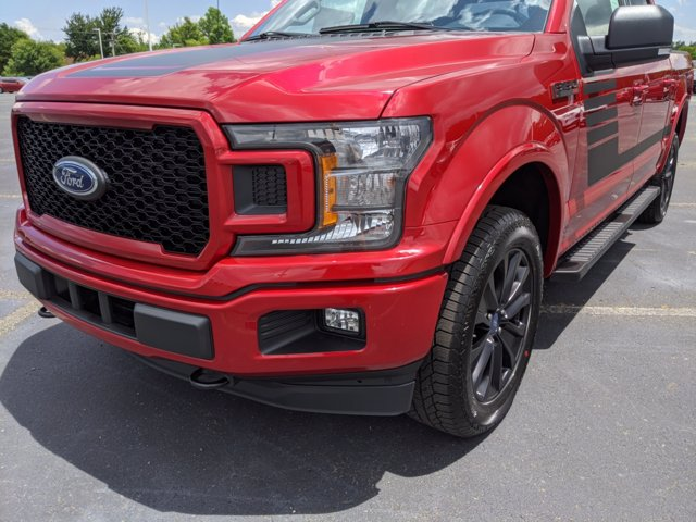 2020 Ford F-150 SuperCrew Cab 4x4, Pickup #T207169 - photo 9