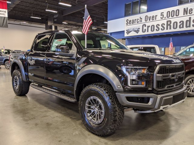 2020 Ford F-150 SuperCrew Cab 4x4, Pickup #T207179 - photo 1