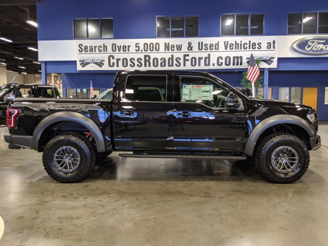 2020 Ford F-150 SuperCrew Cab 4x4, Pickup #T207179 - photo 3