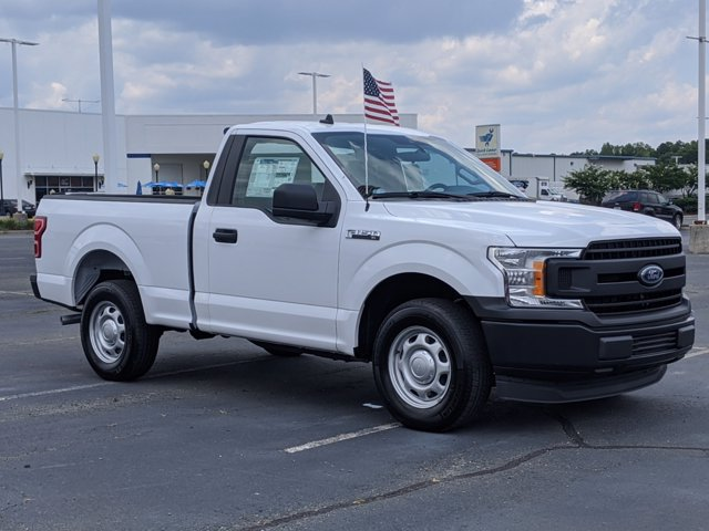 2020 Ford F-150 Regular Cab RWD, Pickup #T207183 - photo 1