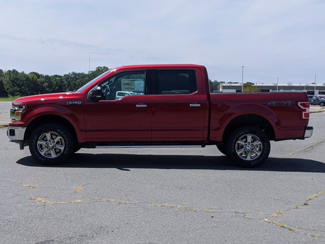 2020 Ford F-150 SuperCrew Cab 4x4, Pickup #T207206 - photo 7