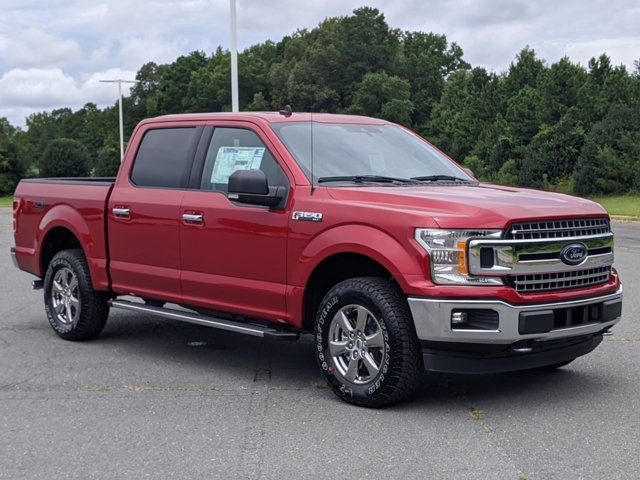 2020 Ford F-150 SuperCrew Cab 4x4, Pickup #T207224 - photo 3