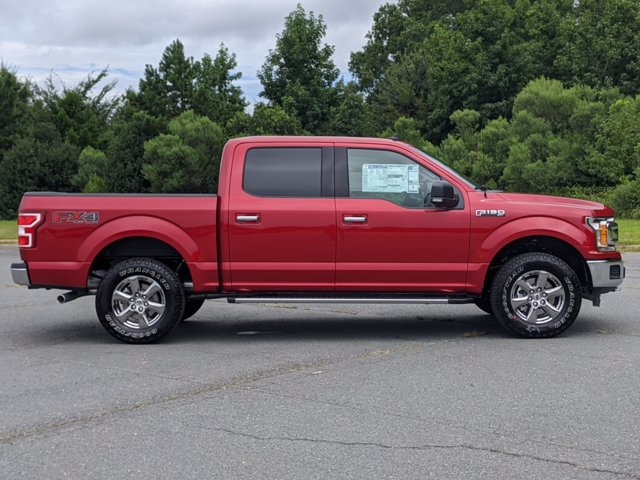 2020 Ford F-150 SuperCrew Cab 4x4, Pickup #T207224 - photo 4