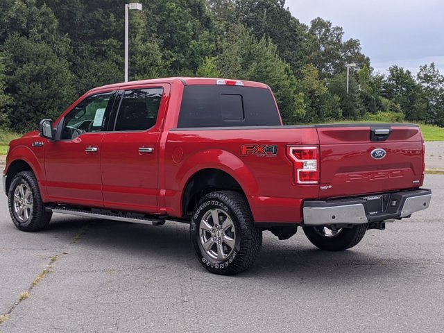 2020 Ford F-150 SuperCrew Cab 4x4, Pickup #T207224 - photo 2