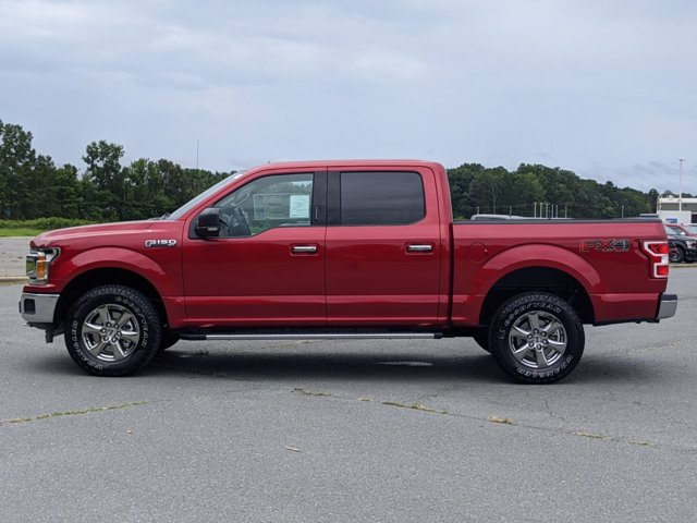 2020 Ford F-150 SuperCrew Cab 4x4, Pickup #T207224 - photo 7