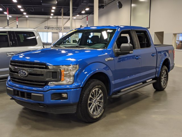 2020 Ford F-150 SuperCrew Cab 4x4, Pickup #T207227 - photo 1