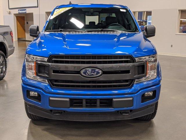 2020 Ford F-150 SuperCrew Cab 4x4, Pickup #T207227 - photo 7