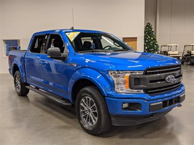 2020 Ford F-150 SuperCrew Cab 4x4, Pickup #T207227 - photo 3