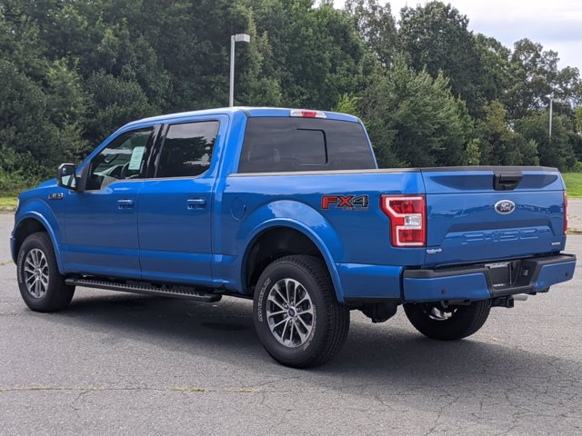 2020 Ford F-150 SuperCrew Cab 4x4, Pickup #T207238 - photo 2