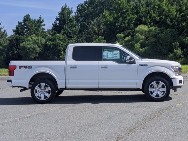 2020 Ford F-150 SuperCrew Cab 4x4, Pickup #T207267 - photo 4