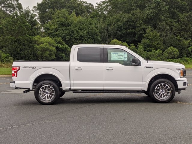 2020 Ford F-150 SuperCrew Cab 4x4, Pickup #T207292 - photo 4