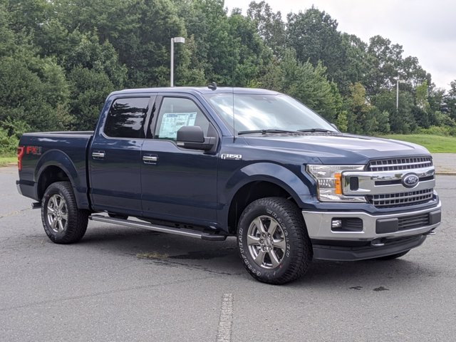 2020 Ford F-150 SuperCrew Cab 4x4, Pickup #T207296 - photo 3