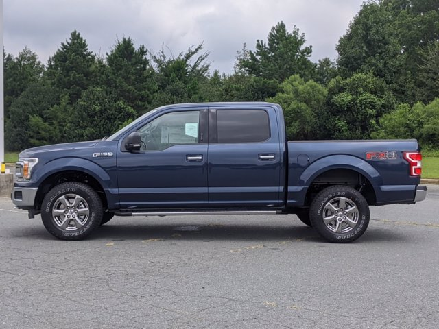 2020 Ford F-150 SuperCrew Cab 4x4, Pickup #T207296 - photo 7
